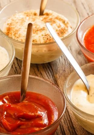 Din dragoste pentru sosuri