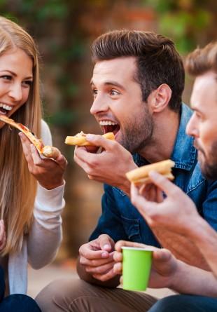 5 motive pentru care pizza este chiar bună pentru tine (în gif-uri)