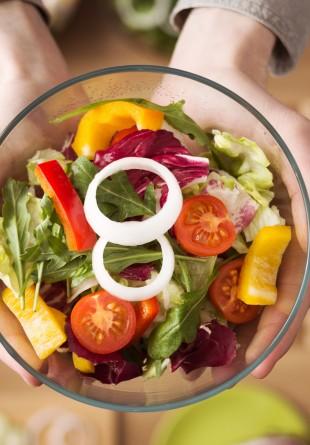 Ingredientele de care ai nevoie pentru cea mai sănătoasă salată
