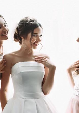 5 modele de rochii pentru domnișoara de onoare