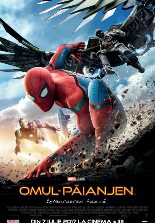 PREMIERELE SĂPTĂMÂNII: Spider-Man se întoarce!