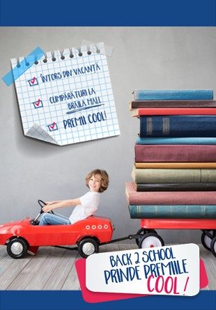 BACK TO SCHOOL! PRINDE PREMIILE COOL!