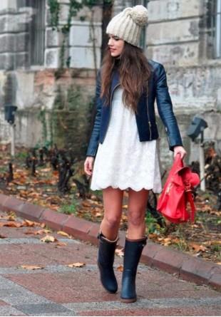 Trend Alert: se poartă cizmele de cauciuc
